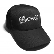 Orpheum Silver Embroidered Cap *Low Stock*